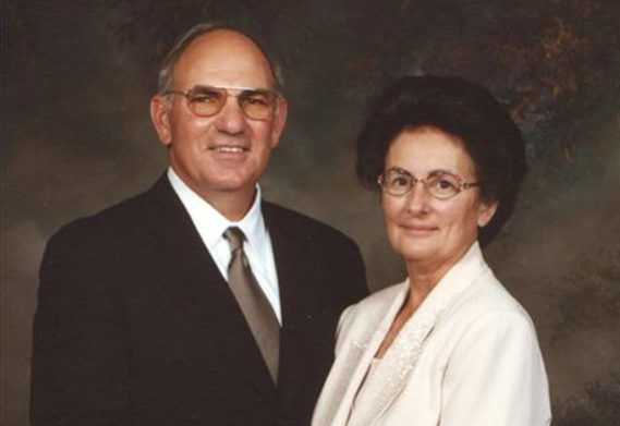 Fred and Mary Gasser